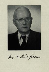 Der Rechtshistoriker Karl Frölich